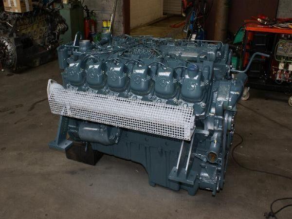 motor para MERCEDES-BENZ OM 404 outros equipamentos de construção