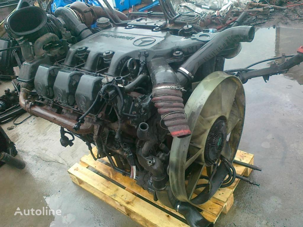 motor para MERCEDES-BENZ OM 501 LA V6 glowica blok pompa camião