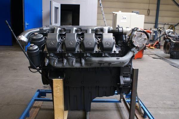 motor para MERCEDES-BENZ OM 502 LA camião