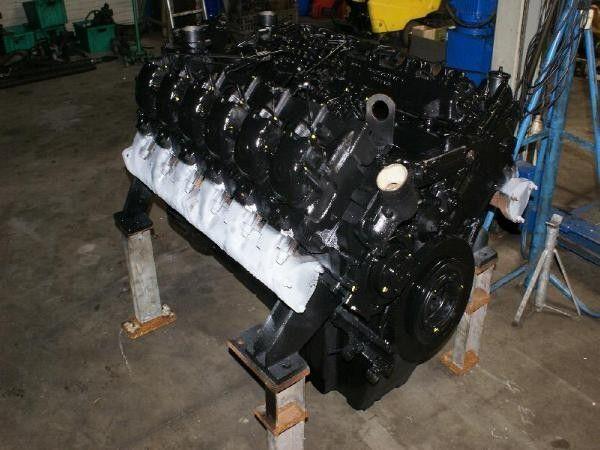 motor para MERCEDES-BENZ OM404 camião