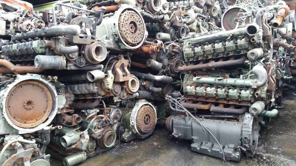 motor para MERCEDES-BENZ OM447 OM447LA camião