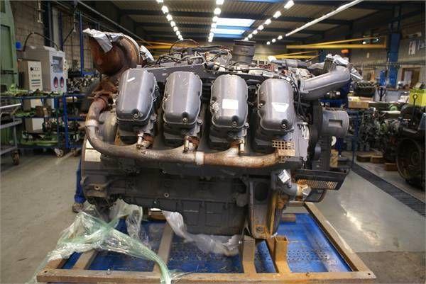 motor para SCANIA DC16 outros equipamentos de construção