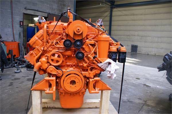 motor para SCANIA DI 16.43M outros equipamentos de construção