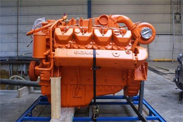 motor para SCANIA DI14 outros equipamentos de construção