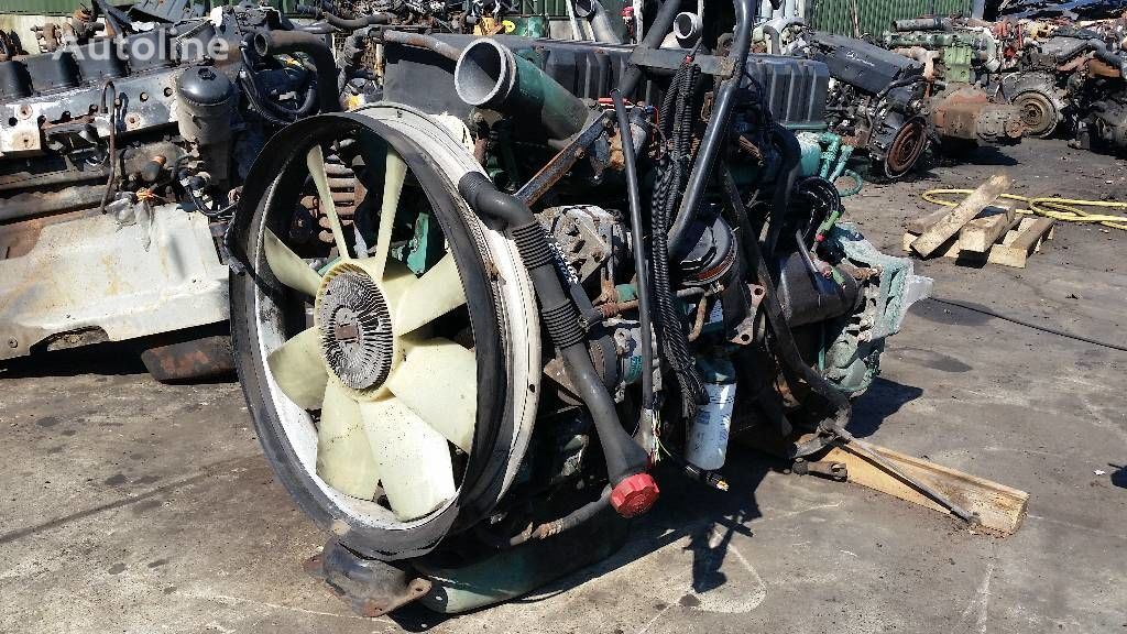 motor para VOLVO D12A380 185 EC96 camião