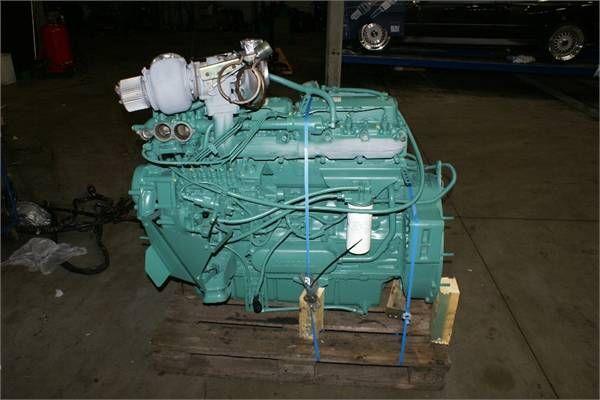 motor para VOLVO D7C outros equipamentos de construção