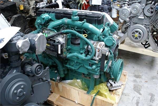 motor para VOLVO D7E escavadora