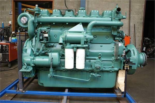 motor para VOLVO TD121C rolo compressor