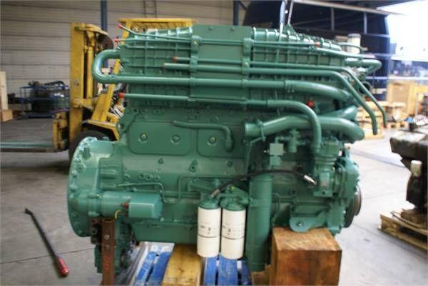 motor para VOLVO TD122KAE outros equipamentos de construção