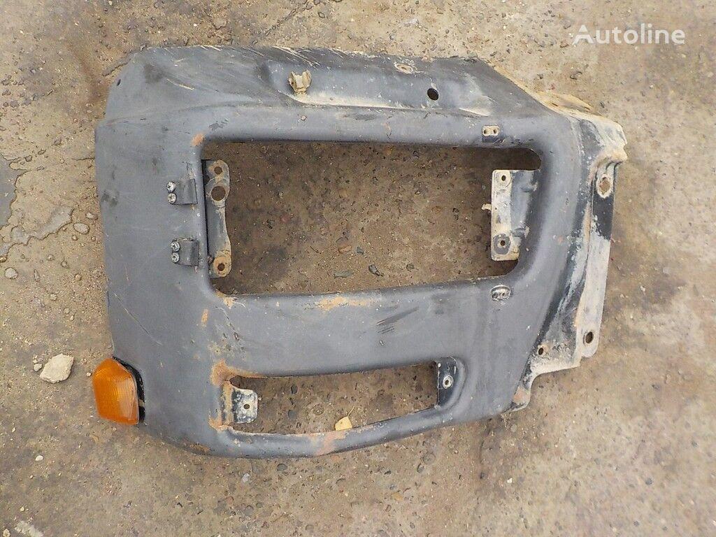 Bamper (levaya chast) pára-choque para IVECO camião