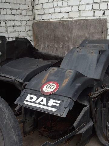 para-lama para DAF 95XF camião tractor