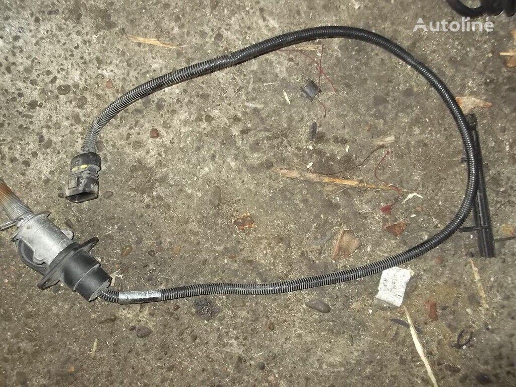 Shtepselnaya rozetka s kabelem MAN peças sobressalentes para camião