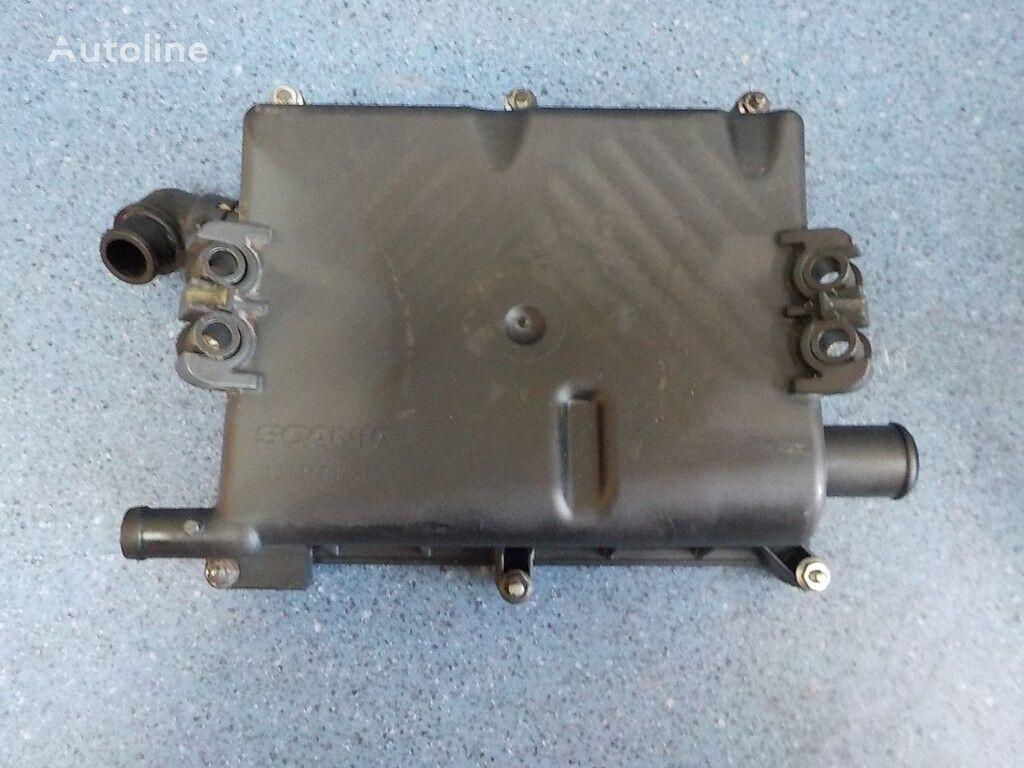 Korpus filtra ventilyacii kartera Scania peças sobressalentes para camião