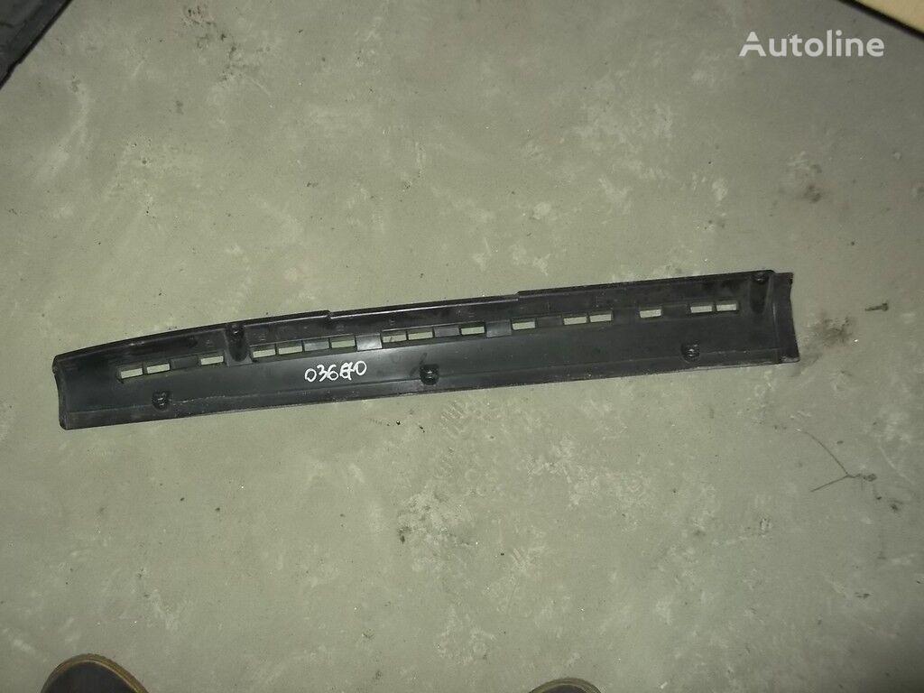 Nakladka centralnoy paneli sleva DAF peças sobressalentes para camião