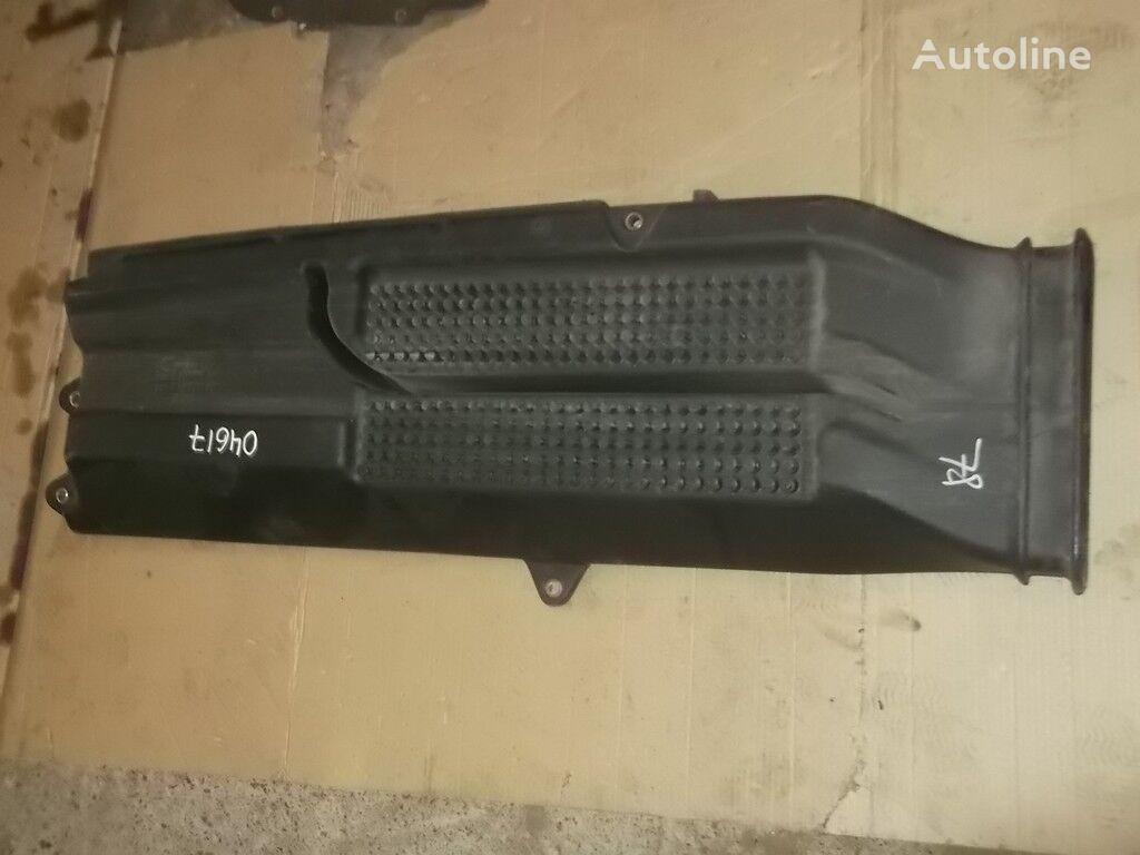 Vozduhozabornik MAN peças sobressalentes para camião