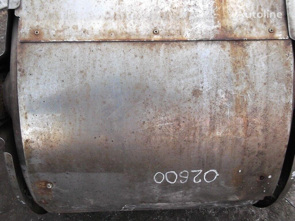 Zashchita glushitelya DAF peças sobressalentes para camião