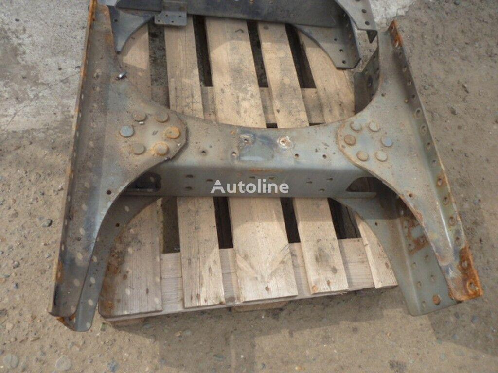 Poperechina ramy Volvo peças sobressalentes para camião