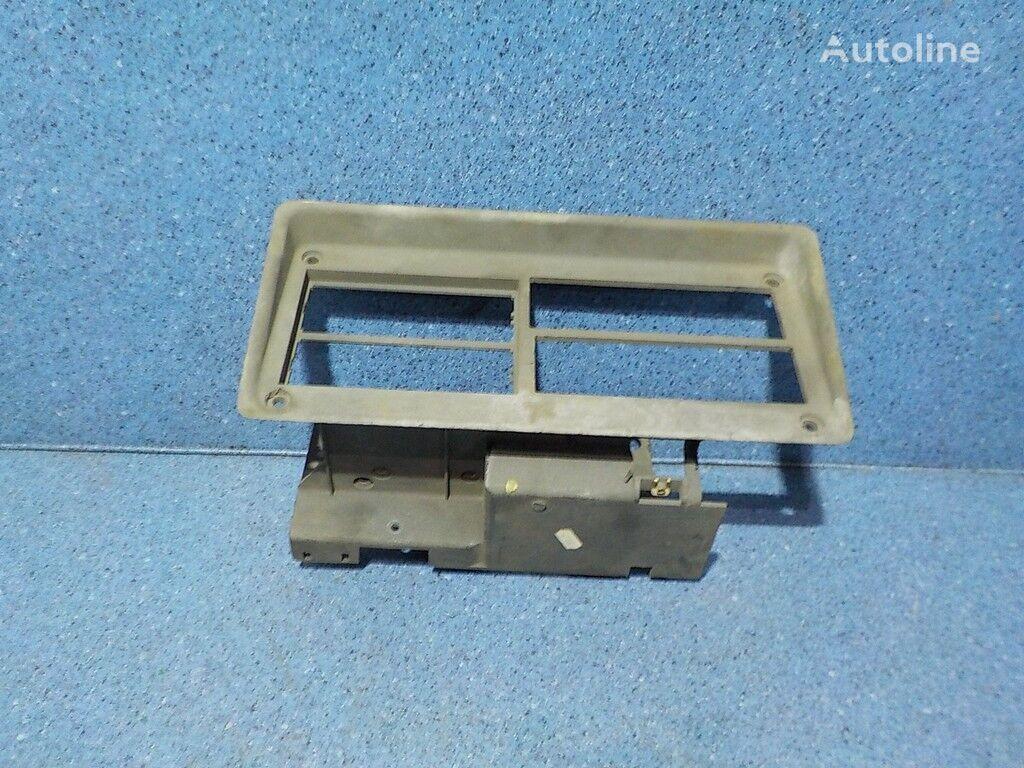 Ramka magnitoly Renault peças sobressalentes para camião