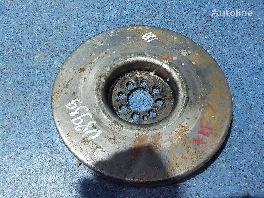 Dempfer dvigatelya Renault peças sobressalentes para camião