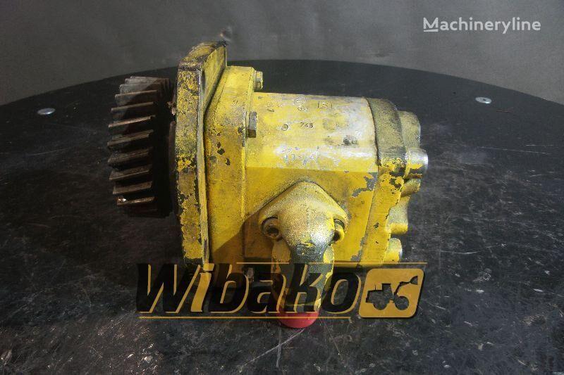 Gear pump Bosch 0510666004 peças sobressalentes para 0510666004 escavadora