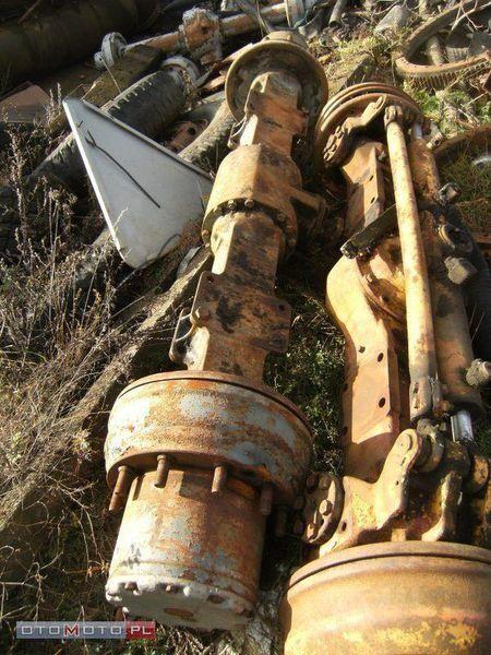 reduktor mosta(vklad v most) peças sobressalentes para ATLAS escavadora
