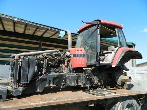 b/u zapchasti / used spare parts peças sobressalentes para CASE IH MX 200 MAGNUM tractor