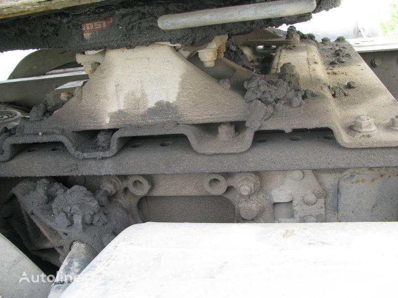 Gofra sedla peças sobressalentes para DAF XF,CF camião tractor