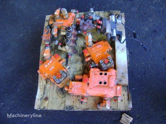 Block Valve peças sobressalentes para FIAT-HITACHI Ex 285 escavadora
