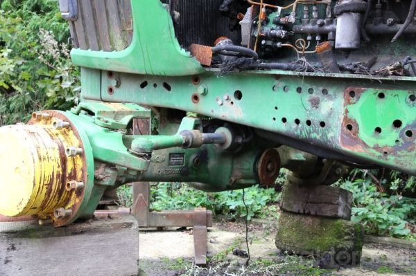 JOHN DEERE 6920 b/u zapchasti / used spare parts peças sobressalentes para JOHN DEERE 6920 tractor