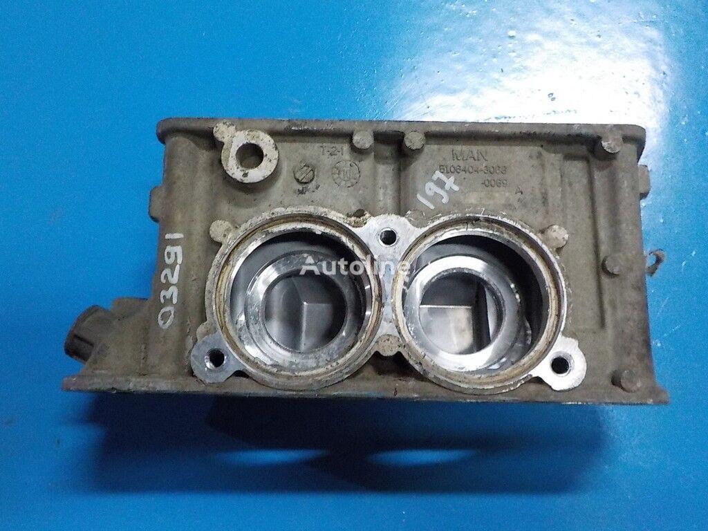 Korpus termostata peças sobressalentes para MAN camião