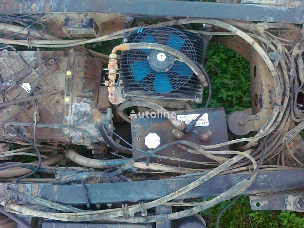 peças sobressalentes para MAN 4x4 naped HydroDrive 12000 zl netto camião
