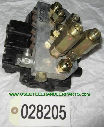 Merlo Hydraulický rozvaděč peças sobressalentes para MERLO carregadeira de rodas
