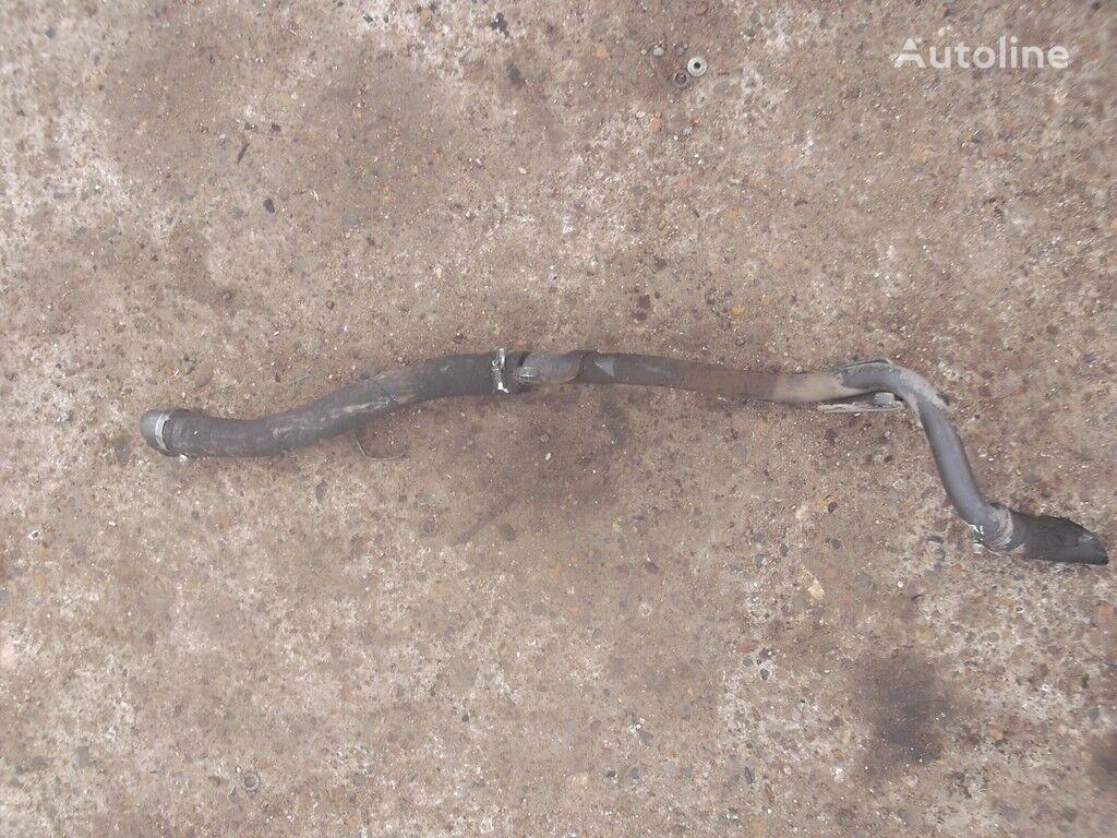 Trubka karternyh gazov peças sobressalentes para SCANIA camião