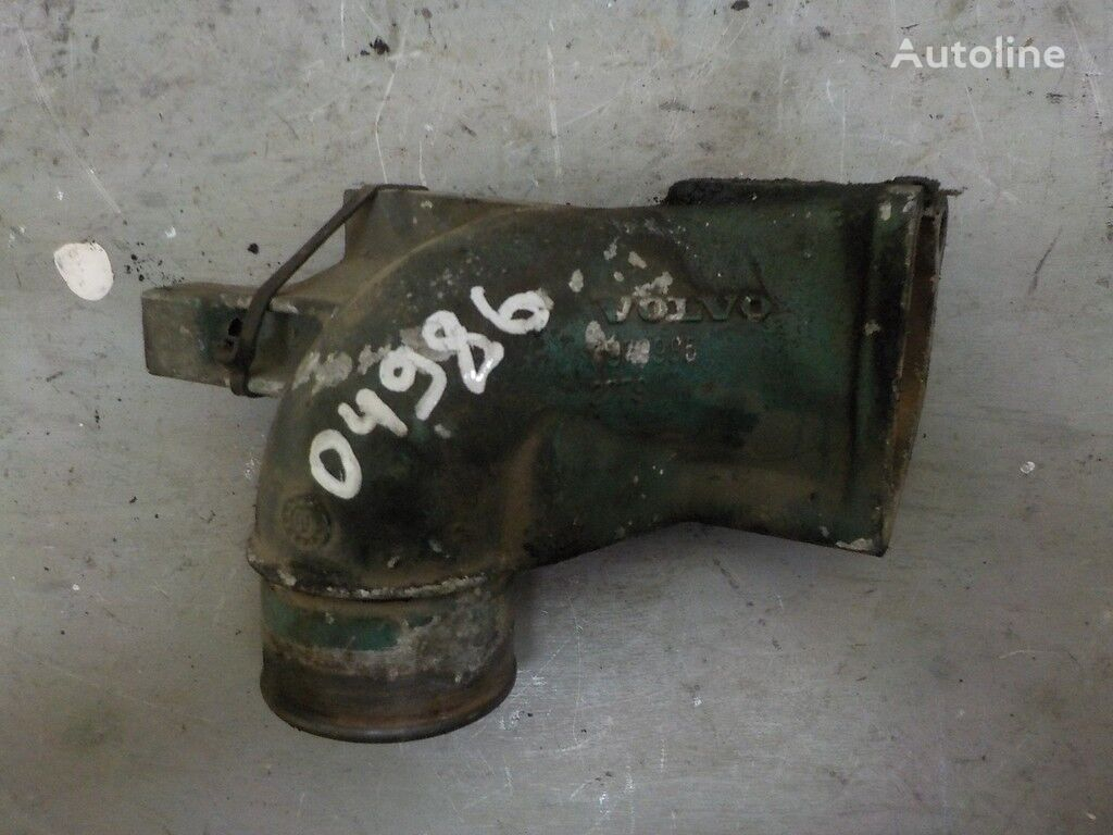 Flanec dvigatelya sistemy ohlazhdeniya peças sobressalentes para VOLVO camião