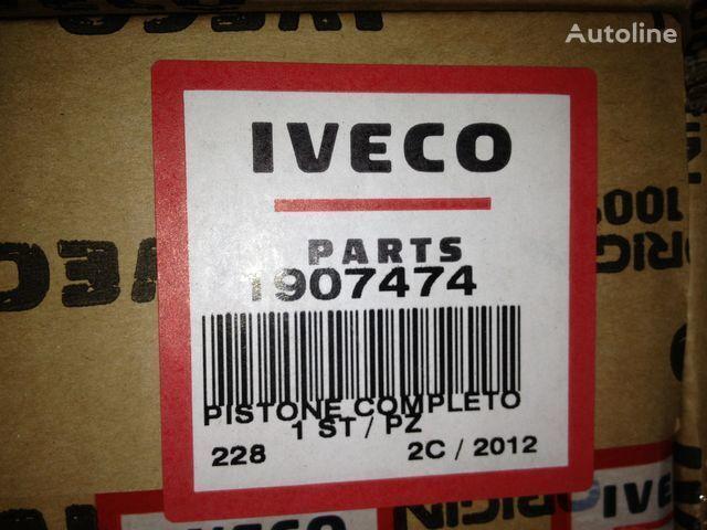 IVECO Class B - Diameter 137 pistão para IVECO EUROTRAKKER E37 camião