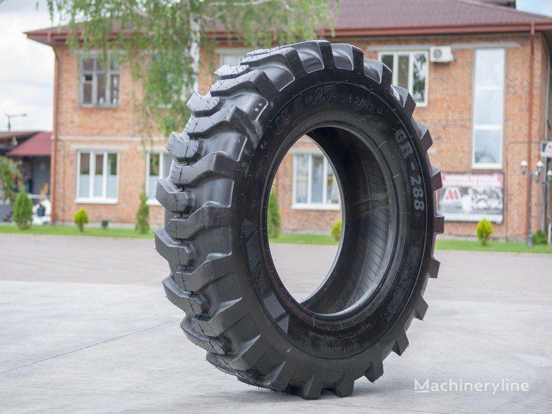 pneu para JCB 535-125 empilhador novo