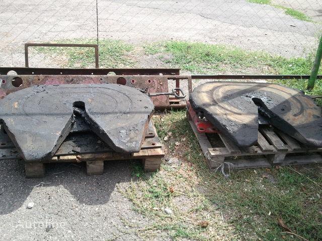 prato de engate para RENAULT MAGNUM camião tractor