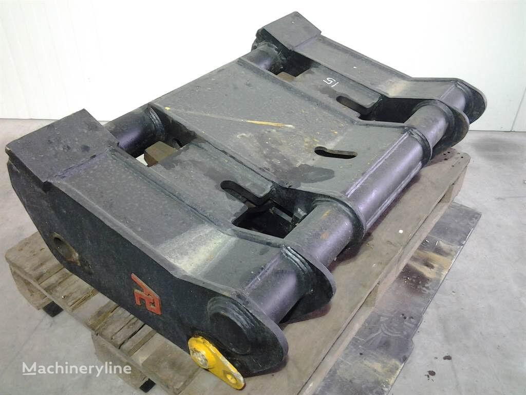 quick coupler para Verachtert SW2000 carregadeira de rodas