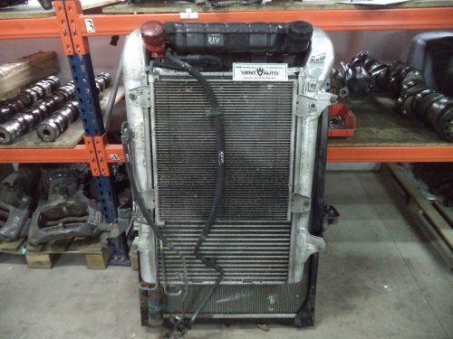 DAF radiador para DAF XF 105 camião tractor