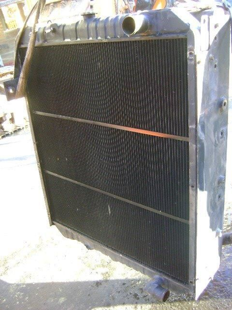 radiador para FIAT-HITACHI escavadora