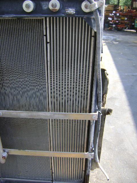 radiador para NEW HOLLAND E 385 B escavadora