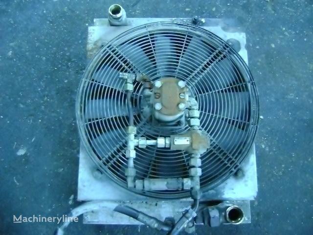 Oil radiador para O&K RH6 escavadora