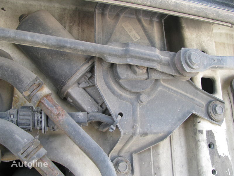 Mehanizm stekloochistitelya reservatório para limpa brisas para DAF camião tractor