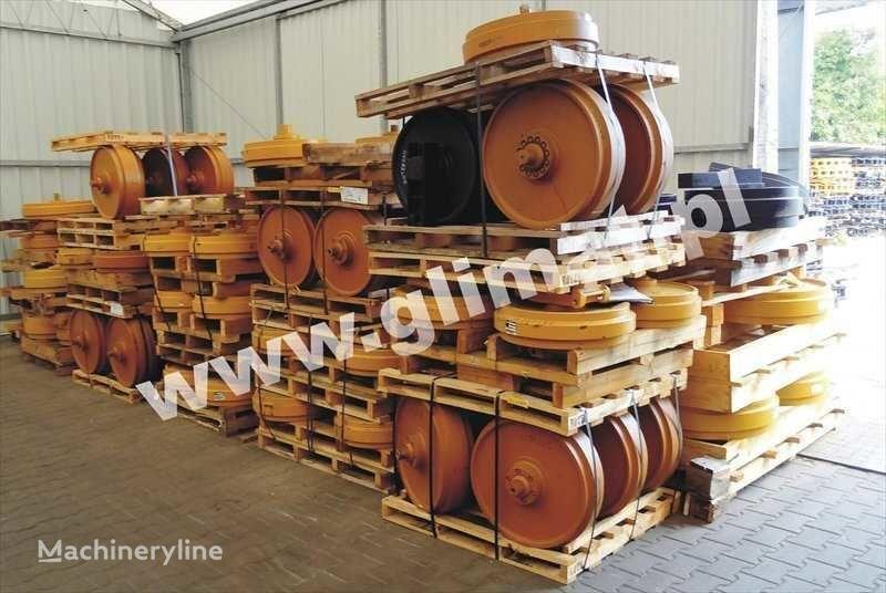 roda de guia para / HANOMAG D600 / equipamento de construção nova