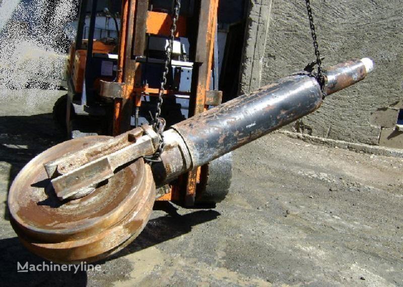 roda de guia para CATERPILLAR 345 escavadora