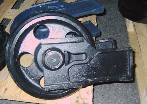 Berco roda de guia para KUBOTA mini-escavadora nova