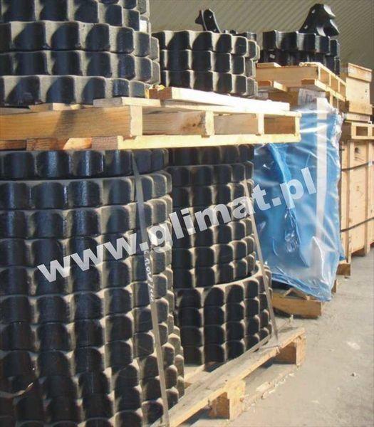 rolo de apoio para / Gwiazda Terex 805/TC75 ; Schaeff HR32 / equipamento de construção novo
