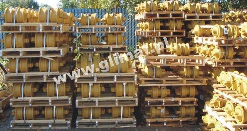 rolo superior para JCB JS220 equipamento de construção novo