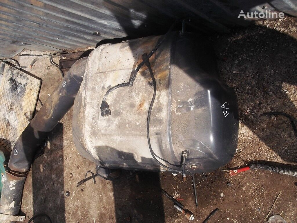 vyhlopnyh gazov Iveco silenciador para camião