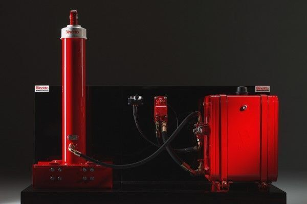 Binotto sistema basculante para Binotto